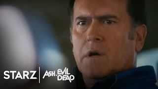 Ash vs Evil Dead | Ep. 104: Hit That Switch! | STARZ