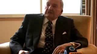 Federal Reserve - David Rockefeller on Ron Paul