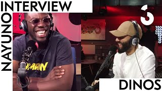 NAYUNO - Interview de Dinos (Imany Deluxe, taffer au bureau, Harry Fraud, 93 Empire, Skyrock)