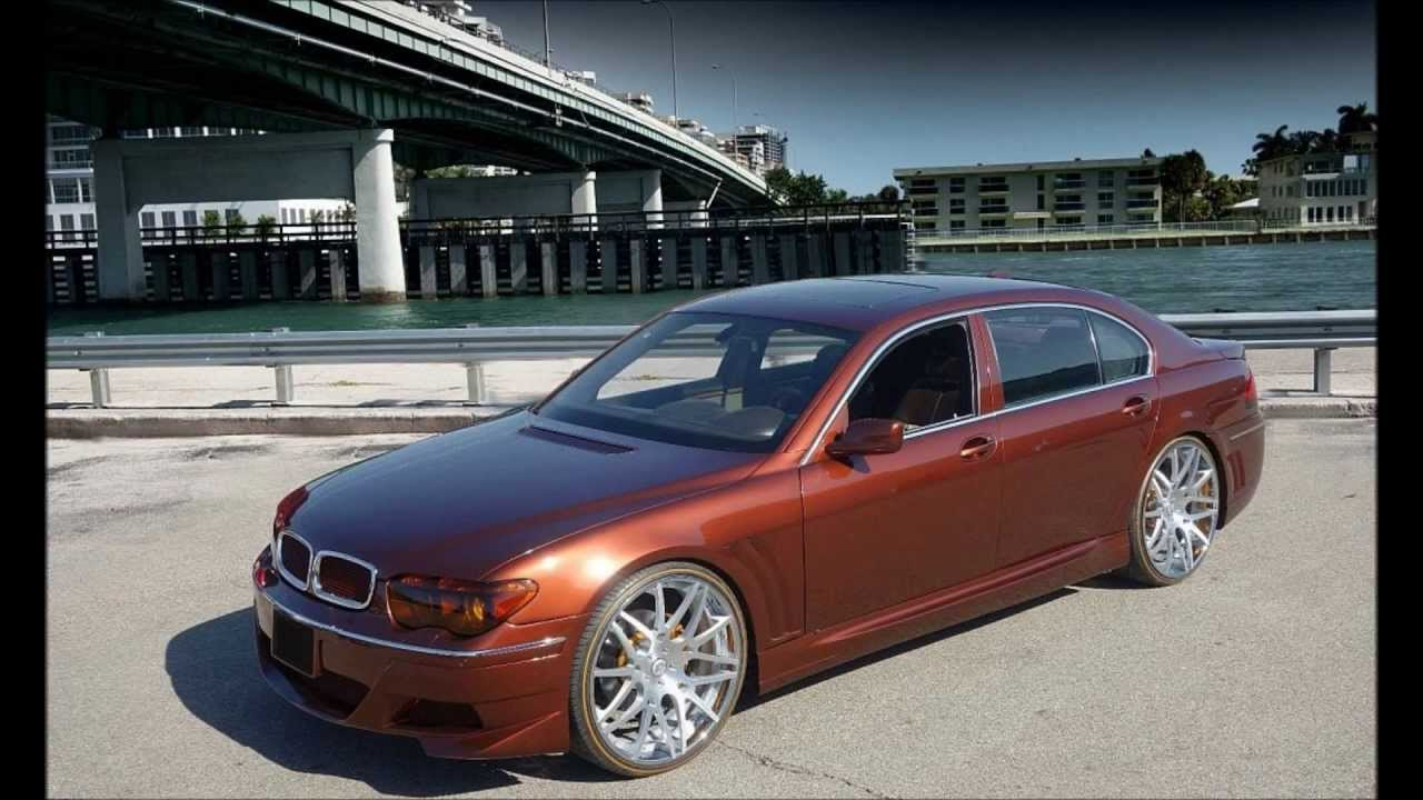 bmw 7 series e65 e66 tuning body kit youtube. Black Bedroom Furniture Sets. Home Design Ideas