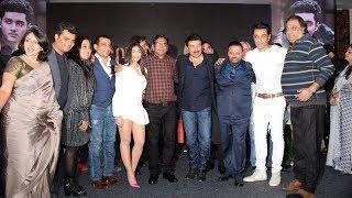 Genius Movie Wrap-Up Party   Sunny Deol   Introducing Utkarsh Sharma & Ishita