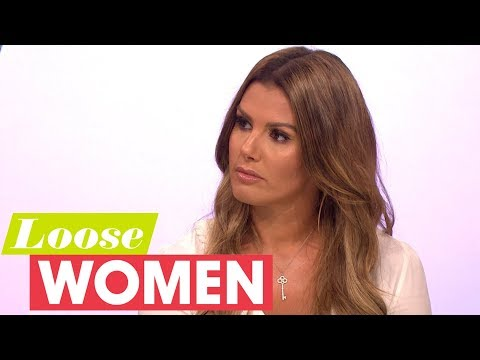 Rebekah Vardy Opens Up About Her Experiences of Sexual Abuse | Loose Women thumbnail