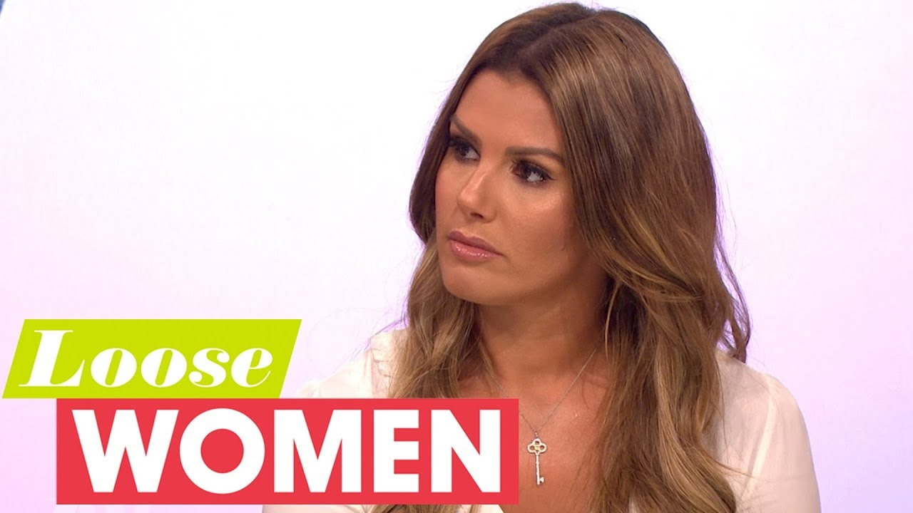 Rebekah Vardy Opens Up About Her Experiences Of Sexual Abuse Loose Women Youtube