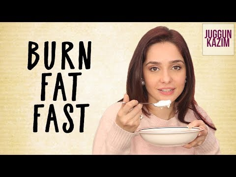 How to Boost your Metabolism and Burn Fat Fast | Health and Fitness | Juggun Kazim