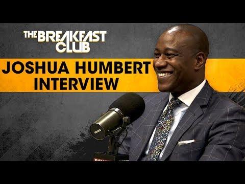 Joshua Humbert Talks Philanthropy, Entrepreneurship, Why It's Important To Fund #Change4Change