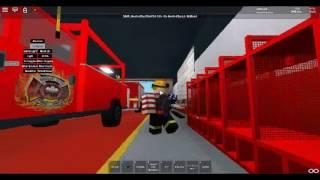 ROBLOX-Sioux City Fire Department NUOVO RIGS - MVA