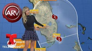 El huracán Irma se dirige hacia Florida | Al Rojo Vivo | Telemundo
