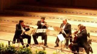 Mozart Clarinet Quintet, IV  Allegretto con variazioni