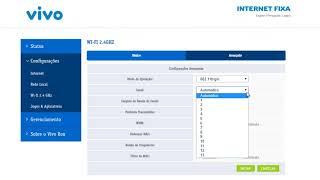 Configurando roteador permitindo acesso ao wifi somente aos dispositivos cadastrados
