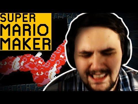 ♂ MANLY ♂ (Super Mario Maker)