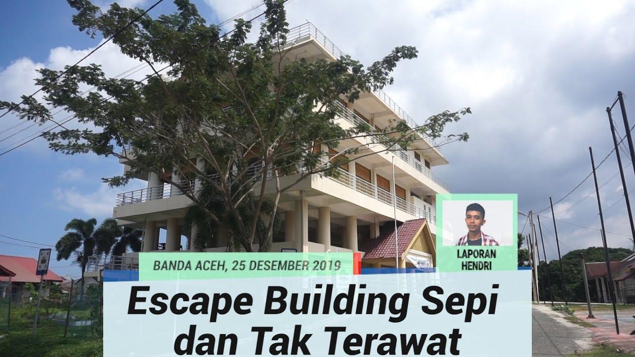 Video Dibangun Setelah Gempa Dan Tsunami Aceh 26 Desember 2004 Begini Kondisi Escape Building Serambi Indonesia
