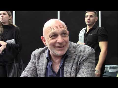 'Titans' - Akiva Goldsman Interview (NYCC)