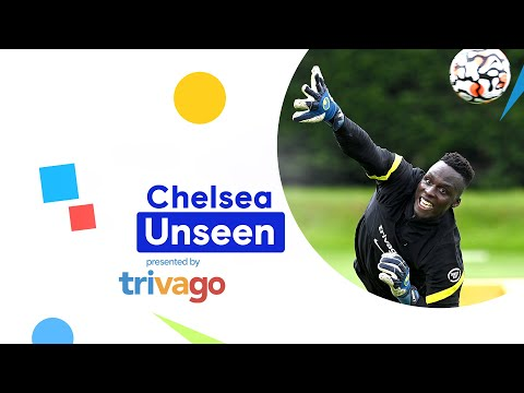 Mendy and Kepa's epic tennis battle on foot!  |  Fun rounds with Chilwell and Tammy |  Invisible chelsea