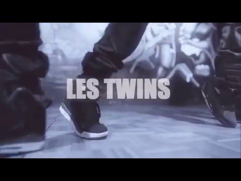 Les twins _ Chris Brown-mirage