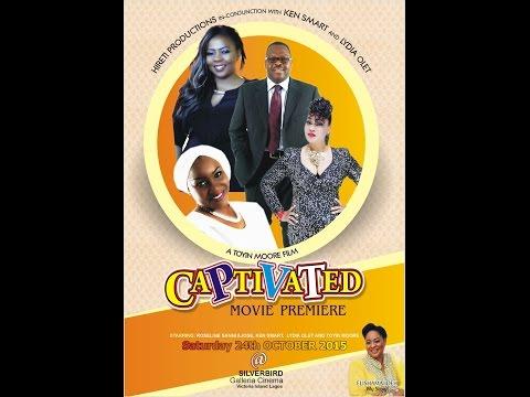 Sat/24/Oct: The Lagos Premiere of CAPTIVATED the Movie @ Silverbird Galleria, Victoria Island Lagos.