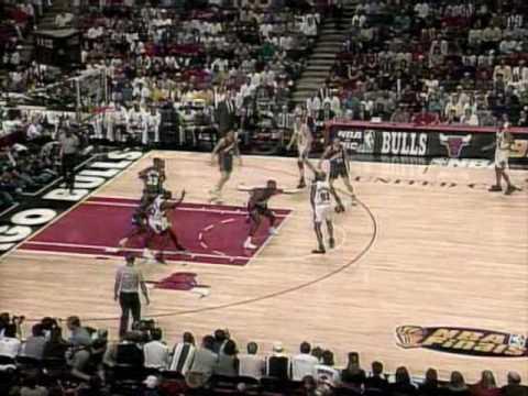 Bulls vs. Sonics 1996 NBA Finals game 6 (2/...)