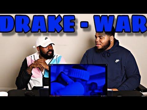 DRAKE -  WAR (REACTION)