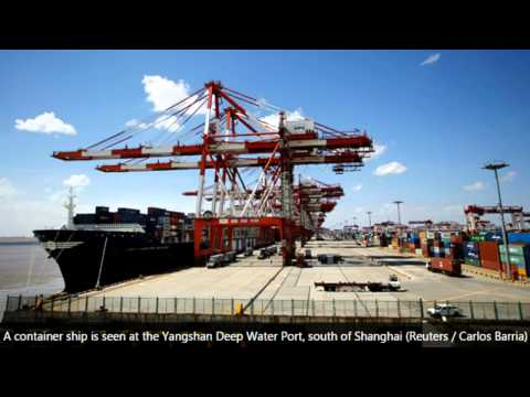 China, Russia Are to Build One of the 'Largest Ports In Northeast Asia'