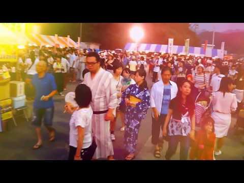 2016温泉津温泉夏祭り