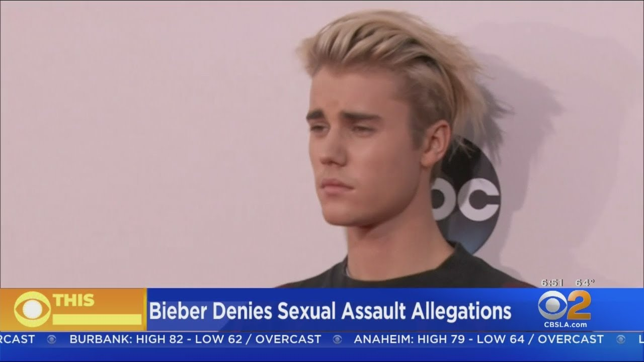 Justin Bieber Denies Allegations Of Sexual Assault
