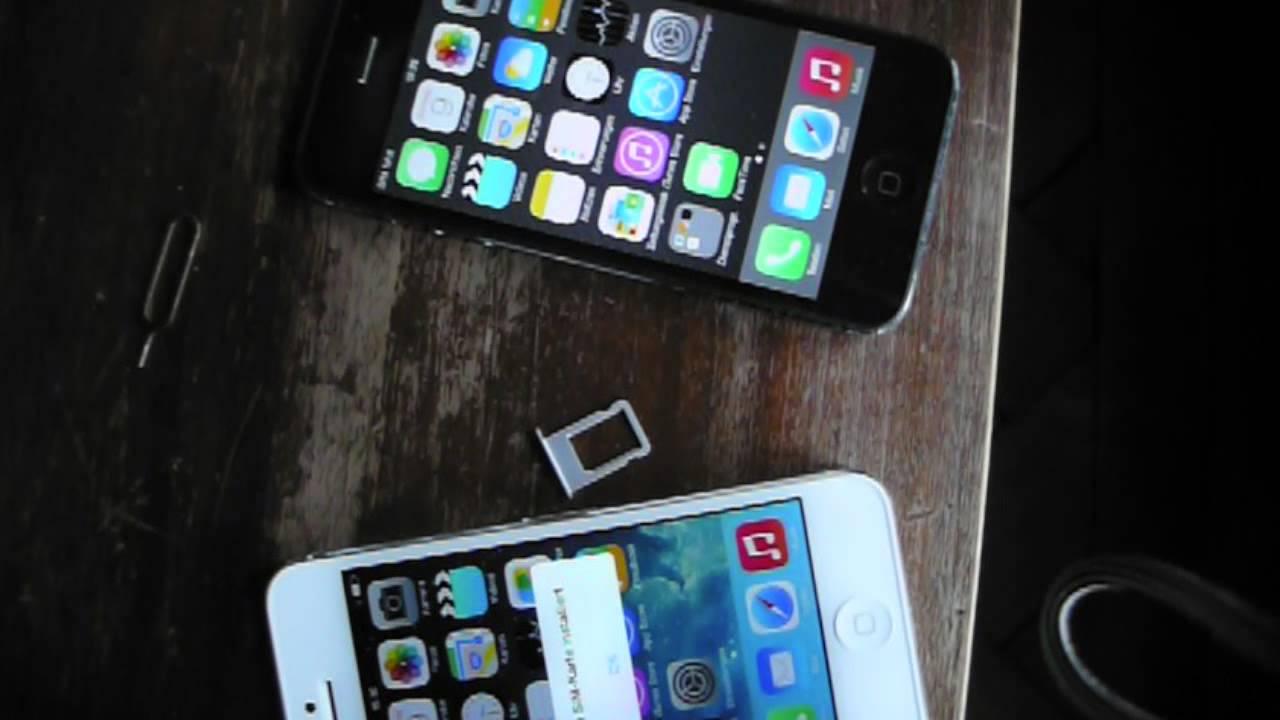 Iphone  Sim Karte Nicht Erkannt
