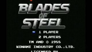 Blades of Steel (NES) Music - Game Start