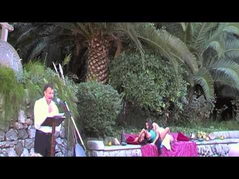 Agostino De Angelis in I Poeti Lirici Greci Giornate Europee del Patrimonio 2010