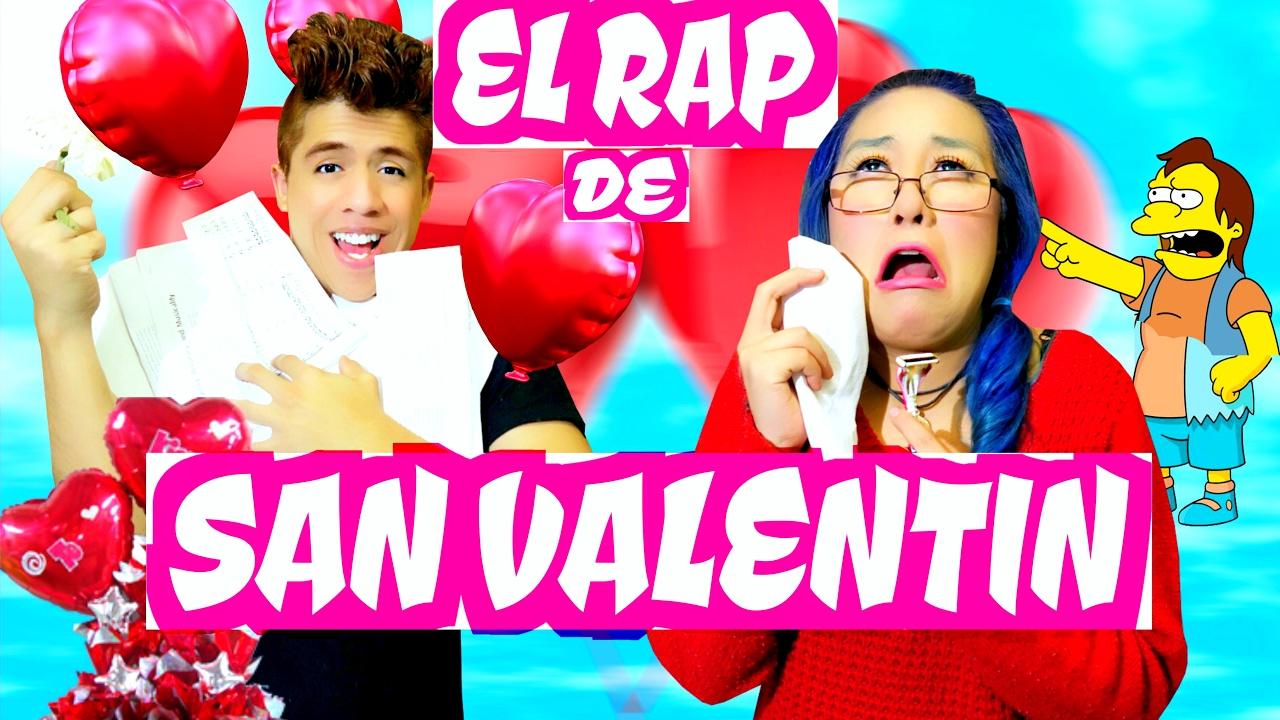 La Canción Del Día De San Valentín Rap Romántico Para El