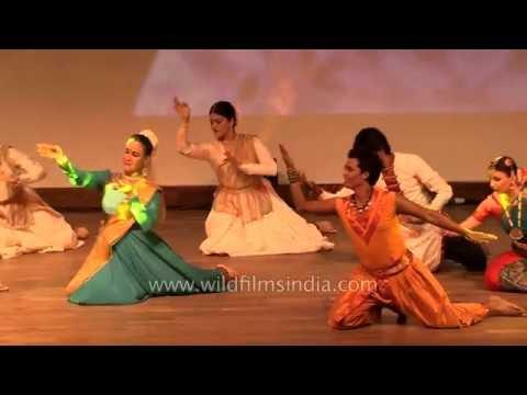 Yaa Devi by Devika Dance Theatre - full performance at Bahai Temple Delhi