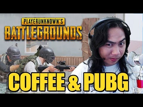 SNIPER TRAINING DUO - COFFEE & PUBG Mobile with Sir Rex
