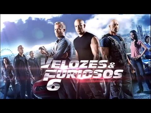 Velozes e Furiosos 6 na tela da Record TV