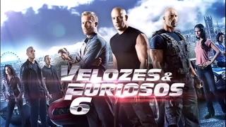 vuclip Velozes e Furiosos 6 na tela da Record TV