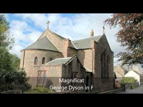 Magnificat - George Dyson in F