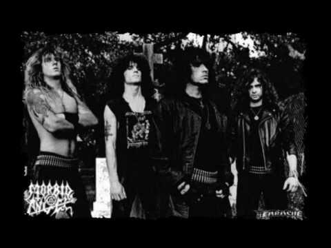 morbid angel - chapel of ghouls w/ lyrics