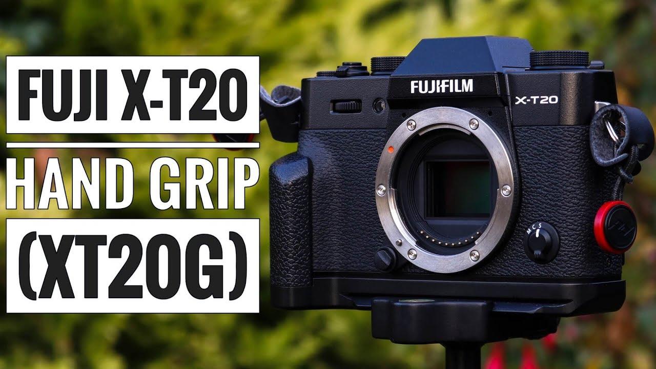 Meike New Brackt Hand Grip MK-XT2G fits Fujifilm X-T2