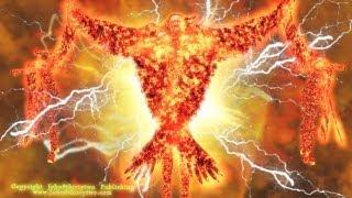 Hesekiel Vision von Gott. Propheten Hesekiel 1,10. German. Deutsch.Cherubim.Bilder.Himmel