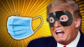 Republicans FINALLY Support Masks MONTHS Too Late? - TechNewsDay