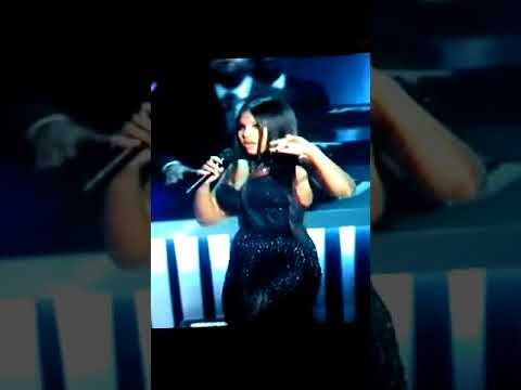 Toni Braxton performance at the 2017 Soul Train Awards