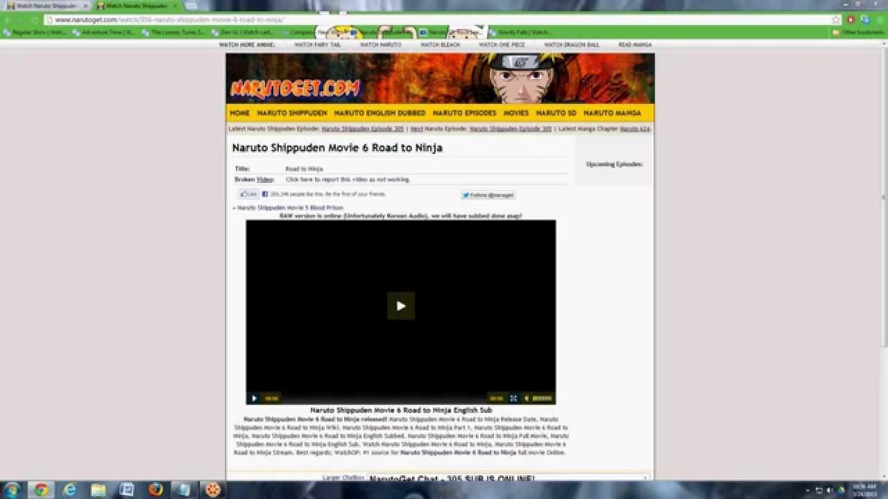 Watch (Sub) Prologue of Road to Ninja Free Online - Naruto ...