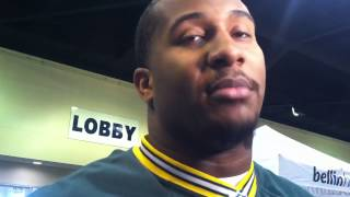 Video: Packers DL Mike Daniels on Julius Peppers