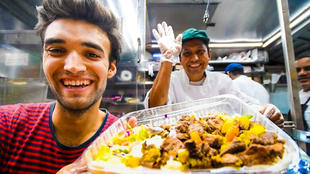 Living Cheap In Nyc - The Street Food Challenge - Youtube-1718