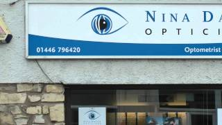Nina Davies(Llantwit Major) Opticians Review