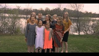 BECOMING ME by Matthew West (Mother's Day song)|| Savchenko family