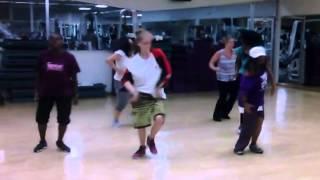 I took a dance class part 2 The girls