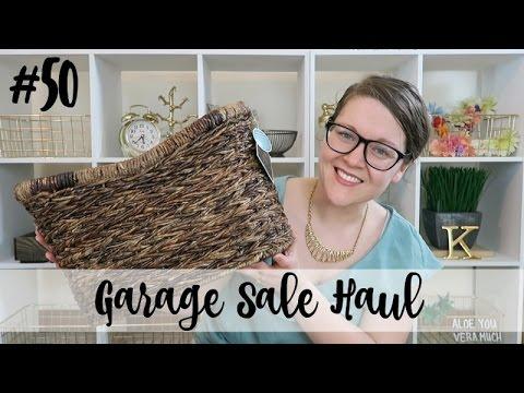 Garage Sale Haul #50 | Target Home Decor