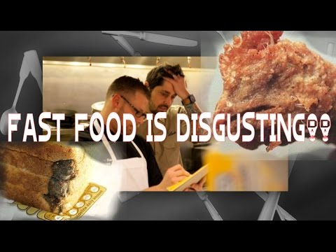 Fast food is KILLING US!!