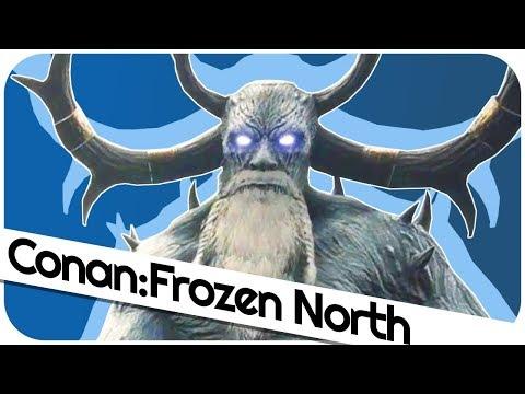 🗡THE WINTER IS COMING!🛡 w/ Mr. Brunswick! - Conan Exiles: Frozen North Livestream (PC)