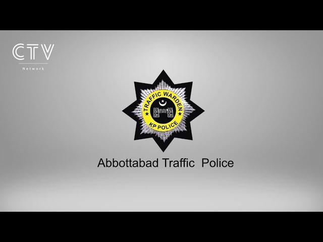 Traffic police Abbottabad by ctv network