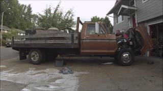 453T Detroit Diesel Ford Pickup