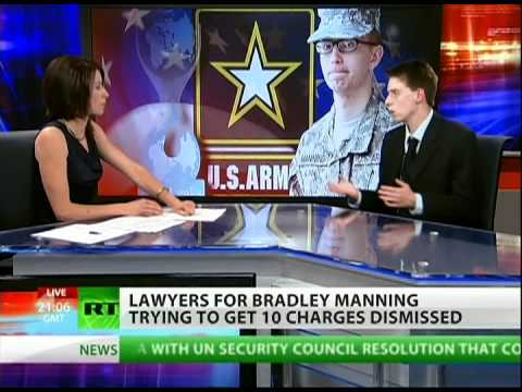 US government withholding evidence in Bradley Manning case?